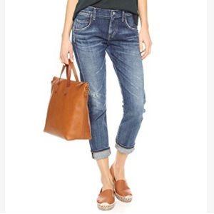 Isabel Agolde boyfriend slim fit jean size 26